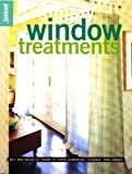 Simply Window Treatments, Sunset Publishing Staff, 0376017376