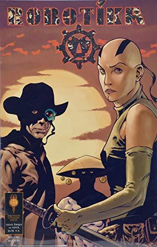 (2006 - Archaia Studios Press - Robotika - Issue #3 - Comic Book - Collectible)