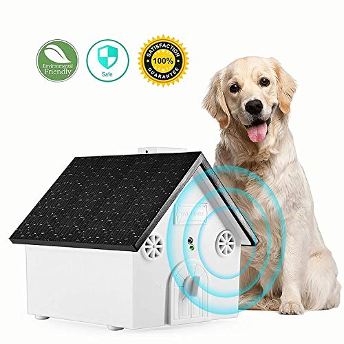 1K Ultrasonic Bark Control Deterrent Stop Dog Barking Anti Barking Device,Dog Training Tool,Safe for Dogs Pets and Human,50 Ft Range by 1K GKselling