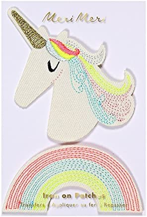 Unicorn Iron on Patches