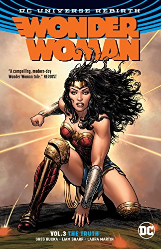Cheetah Dc Comics - Wonder Woman Vol. 3: The Truth (Rebirth)