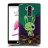 Head Case Designs Bunny Ripper Kawaii Zombies Hard Back Case for LG G4 Stylus