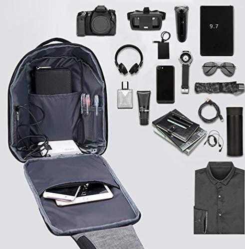 colore Da Casual A Borsa Feiyuess Custodia Con Uomo Dimensioni Viaggio One Tracolla Nero Size Per Blu cRqHydd5T