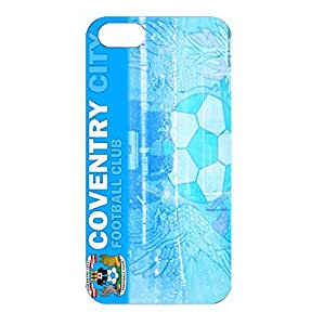 Dreaming Blue Coventry Football Club Unique Plastic Phone Case For Iphone 4 4s