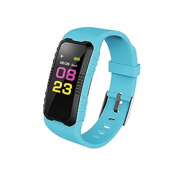 jintime Deportes Correas de reloj Hombre/Mujer H2 Bluetooth ...