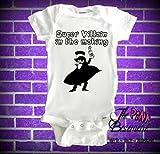 custom comic book - HANDMADE Super Villain Comic Book Babies Onesies Funny Name Personalized Custom Boys Girls Baby Clothes Clothing Unisex Newborn Infant Onesie Gift