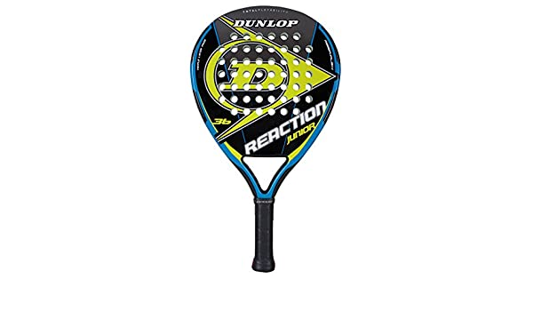 Dunlop Reaction Jnr - Pala de pádel junior: Amazon.es: Deportes y aire libre