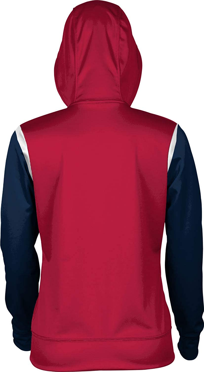 Stony Brook University Girls Pullover Hoodie School Spirit Sweatshirt Tailgate