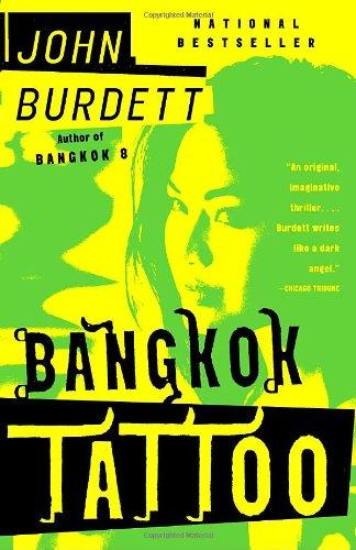Bangkok Tattoo Royal Detective Novel