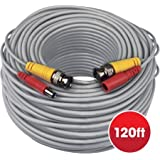Defender HD 120ft Extension Cable - Black - HDCBL120