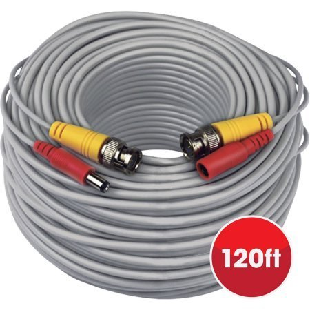 Defender 120' BNC/Power Extension Cable HDCBL120