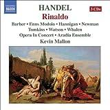 Rinaldo, HWV 7: Act I Scene 7: Recitative: Al valor del mio brando (Armida, Almirena, Rinaldo) - Prelude