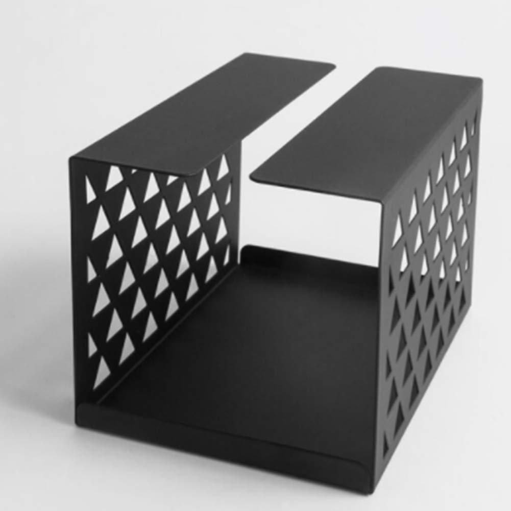 ZMYLOVE Triángulo Caja de pañuelos, Soportes para Cajas de pañuelosPlancha Caja de pañuelos para Oficina Cuadrada Decoración del hogar Toalla de Papel Caja ...