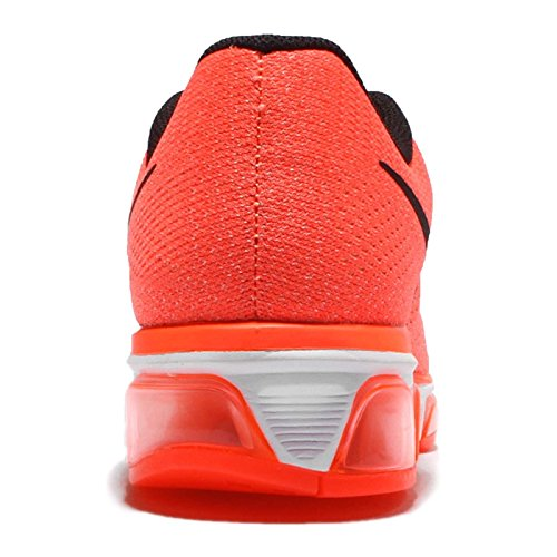 Zapatillas Para Correr Nike Mujeres Air Max Tailwind 8 Hyper Orange / Blck / Vvd Prpl / Wht