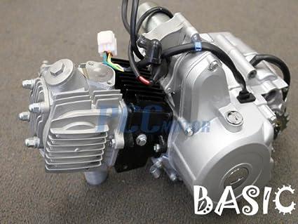 Amazon com: 110cc Engine Motor Auto Elec Start Atv Dirt Bike