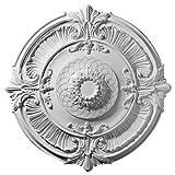 Attica 39.5'' H x 39 1/2'' W x 2.5'' D Ceiling Medallion