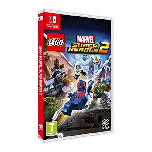 chollos oferta descuentos barato Lego Marvel Super Heroes 2 Edición Exclusiva Amazon Nintendo Switch