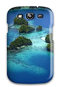 Galaxy S3 Case Cover Slim Fit Tpu Protector Shock Absorbent Case High Quality
