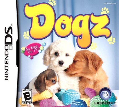 Dogz Nintendo DS product image