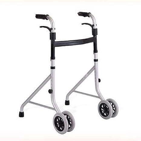 WJQSD Andador Andador Plegable De La Aleación De Aluminio ...