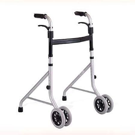 WJQSD Andador Andador Plegable De La Aleación De Aluminio Del ...