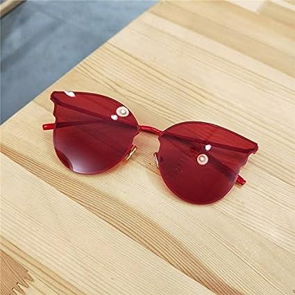 Sunyan Nuevas Gafas de Sol Mujer versión Coreana de la ...