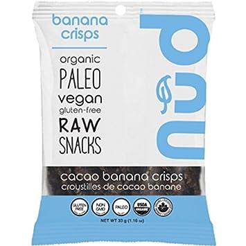 Nud Crisps Cacao Banana Pack Of  16 Oz