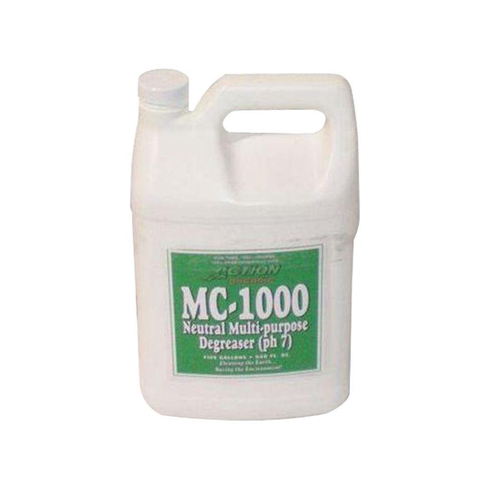 MC-1000-8 1 gal. Jug Organic Neutral Cleaner Degreaser @ 50% Concentrate (6-pack) by ACTION ORGANIC (Image #1)