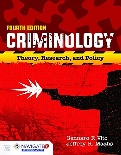 Criminology W/Access