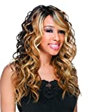 Freetress Equal Synthetic Lace Front Deep Invisible Part Wig - Bently-OH27/30/613