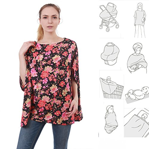 patterns Coverage Stretchy Nursing Breastfeeding product image