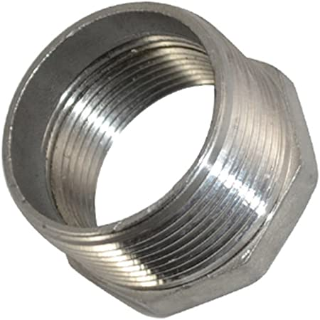 1 1//2/'/' to 1/'/' fitting  reducing reducer pipe adapter Stainless Steel 304