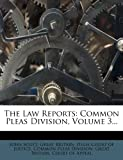 The Law Reports, John Scott, 1277353085