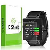 Best Coverage Screens - Garmin Vivoactive Screen Protector, IQ Shield LiQuidSkin (6-Pack) Review