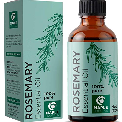 100% Pure Rosemary Essential