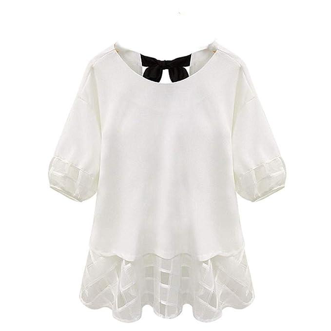 check out a322a 110d1 NPRADLA Abbigliamento Sportivo Camicia Mezza Manica Donna ...