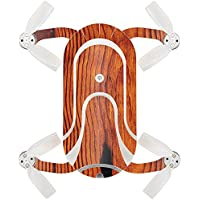 Skin For ZEROTECH Dobby Pocket Drone – Knotty Wood | MightySkins Protective, Durable, and Unique Vinyl Decal wrap cover | Easy To Apply, Remove, and Change Styles | Made in the USA