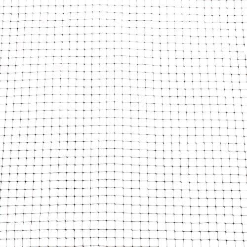 Polypropylene Mesh Fencing - Tenax 60100109 Pro Deer Fence, Black, 7.5-Feet by 100-Feet
