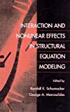 Interaction and Nonlinear Effects in Structural Equation Modeling, , 0805829512