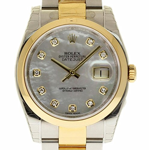 Rolex Datejust swiss-automatic mens Watch 116203 (Certified Pre-owned)
