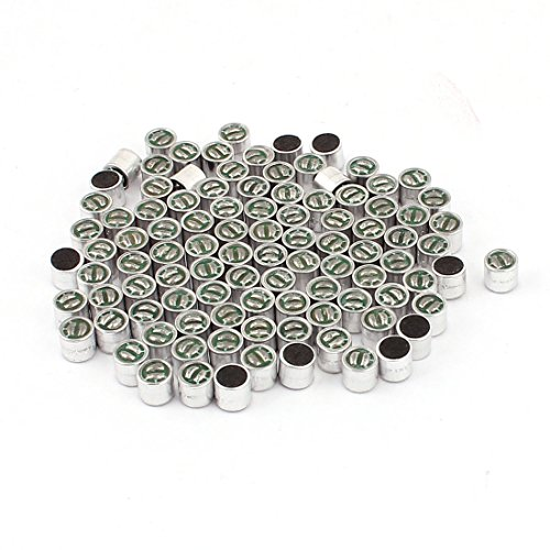 uxcell 100 Pcs 6mm x 5mm SMD MIC Electret Micropho...