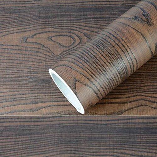 furniture-self-adhesive-refurbished-wood-sticker-waterproof-thick-wallpaper-1m-brown