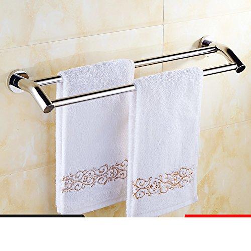50%OFF towel rack/ thick Towel rack/ double-bar Towel rack-S