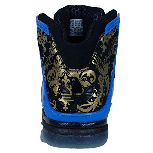 Adidas Ts Lite Amr Hommes Chaussures Noir / Bleu Oiseau Q32942
