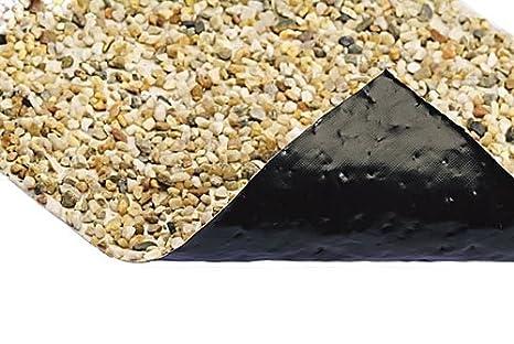 Oase foglio in pvc rivestimento da esterno motivo: pavimento in