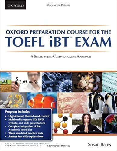 Pdf developing ibt for skills toefl the
