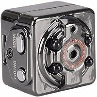 Mini DV Camera - SODIAL(R)SQ8 Mini DV Camera 1080P Full HD Car Sports IR Night Vision DVR Video Camcorder
