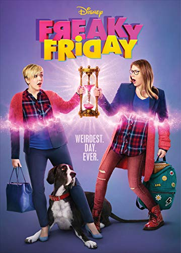 Freaky Friday by WALT DISNEY STUDIOS HOME ENTERTAINMENT