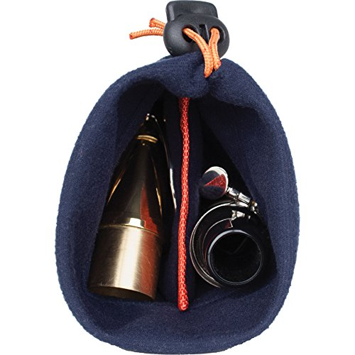 Alto Saxophone In-Bell Storage Pouch by Protec (Model# A312) by Pro Tec (Image #3)