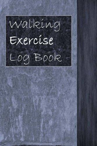 Walking Exercise Log Book Alyea product image
